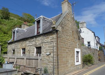 Thumbnail 2 bed cottage for sale in Scrabster, Thurso