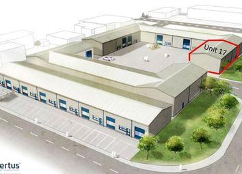 Thumbnail Commercial property to let in Unit 17, Phoenix Enterprise Park, Gisleham, Lowestoft