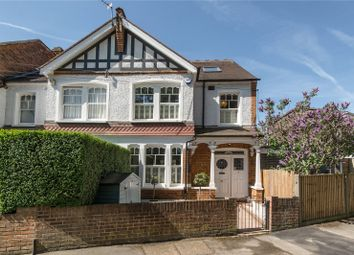Thumbnail 5 bed semi-detached house for sale in Langham Road, London