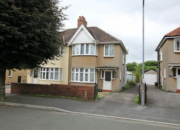 Thumbnail Semi-detached house to rent in St Non's Avenue, Carmarthen, Carmarthenshire