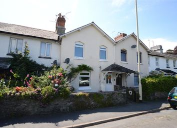 Thumbnail 3 bed terraced house to rent in Cricketfield Road, Newton Abbot, Devon
