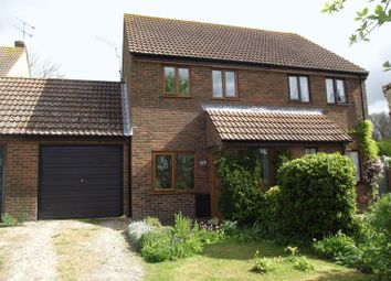 Thumbnail 2 bedroom semi-detached house for sale in Coombes Close, Litton Cheney, Dorchester