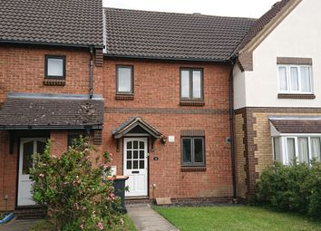 Thumbnail 2 bed terraced house to rent in Cleeve Abbey, Bedford
