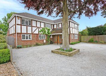 Thumbnail 4 bed detached house for sale in Pankridge Street, Crondall, Farnham