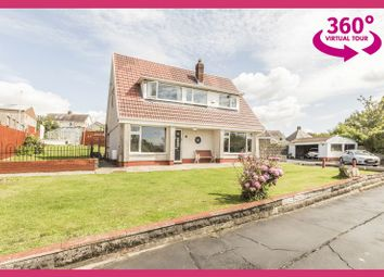 Thumbnail 4 bed detached house for sale in Ravenhill Road, Ravenhill, Swansea