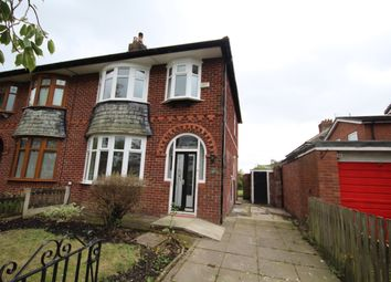 Thumbnail 3 bed semi-detached house to rent in Hopwood Avenue, Heywood