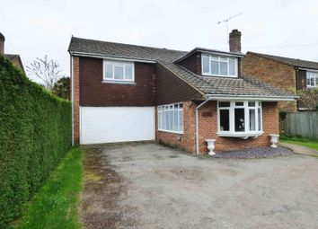 Thumbnail 5 bedroom detached house for sale in Forge Road, Naphill, High Wycombe
