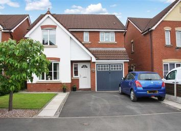 Thumbnail 4 bed detached house for sale in Heatherleigh, Leyland