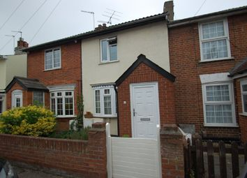 Thumbnail 2 bed terraced house for sale in Artillery Street, Colchester