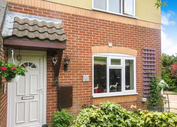 Thumbnail 1 bed end terrace house for sale in Old Post Road, Briston, Melton Constable