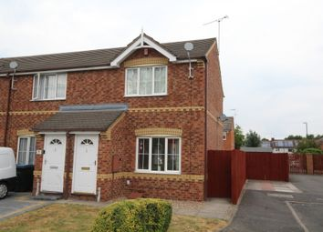 2 bed end terrace house to rent in Kingsmead Mews, Willenhall, Coventry CV3