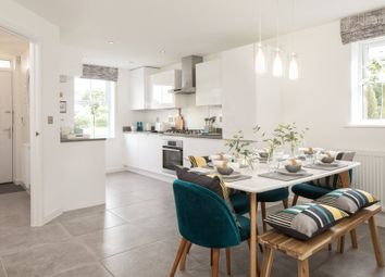 "Thumbnail 3 bedroom end terrace house for sale in ""Ashurst"" at Wookey Hole Road, Wells"