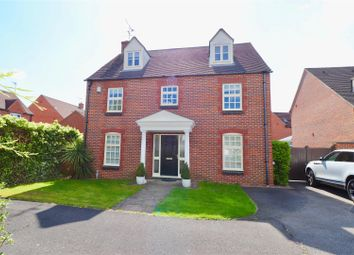 Thumbnail 5 bed detached house for sale in Bolingbroke Drive, Heathcote, Warwick