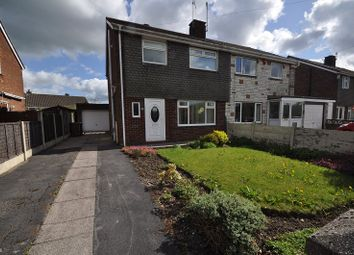 Thumbnail 3 bed semi-detached house for sale in Leek New Road, Baddeley Green, Stoke On Trent