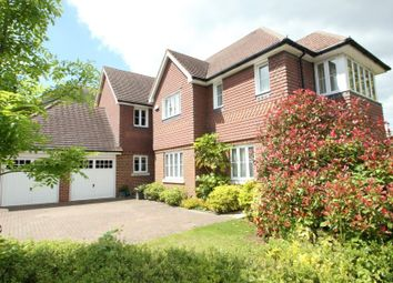 Thumbnail 5 bed detached house for sale in Benhall Mill Place, Benhall Mill Road, Tunbridge Wells, Kent