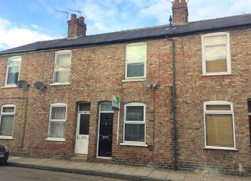 Thumbnail 3 bed terraced house for sale in Brunswick Street, York
