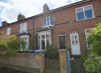 Thumbnail 3 bedroom terraced house for sale in Hughenden Road, Norwich