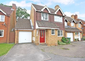 Thumbnail 3 bed detached house to rent in Wheatlands, Fareham