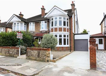 Thumbnail 5 bed property for sale in Carbery Avenue, Acton / Ealing Common Borders, London