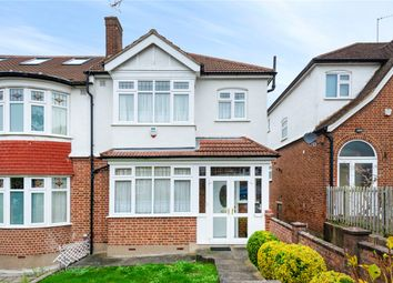 Thumbnail 3 bed semi-detached house for sale in Norwood Park Road, West Norwood, London