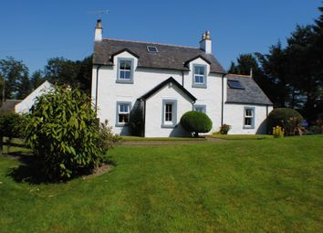 Thumbnail 5 bedroom detached house for sale in And Trochie Cottage, New Galloway