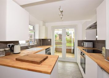 Thumbnail 3 bed semi-detached house for sale in Whitcombe Close, Lords Wood, Chatham, Kent