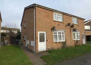 Thumbnail 2 bed maisonette for sale in Obelisk Rise, Kingsthorpe, Northampton, Northamptonshire