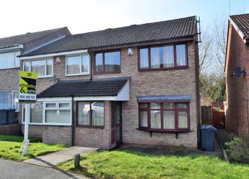 Thumbnail 3 bed semi-detached house to rent in Pitcairn Close, Stirchley, Birmingham