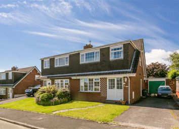Thumbnail 3 bed semi-detached house for sale in Birch Hill Crescent, Onchan, Isle Of Man