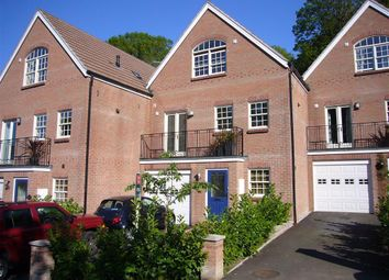 Thumbnail 4 bedroom town house for sale in Southwoods, Yeovil