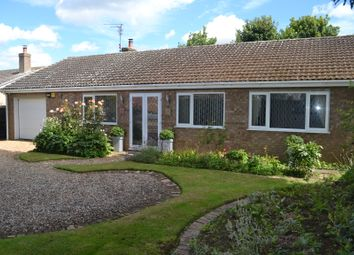 Thumbnail 4 bed detached bungalow for sale in Crown Road, Christchurch