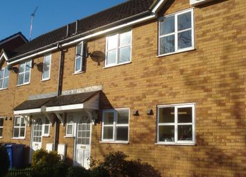 Thumbnail 2 bedroom terraced house to rent in Hepworth Avenue, Bury St. Edmunds