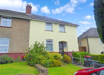 Thumbnail 4 bed semi-detached house for sale in Ronald Road, Newport, South Wales
