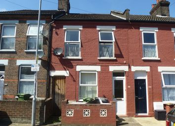 Thumbnail 3 bedroom terraced house for sale in Oak Road, Luton