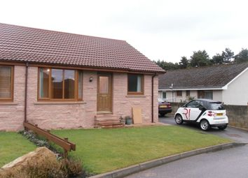 Thumbnail 2 bed detached bungalow to rent in Headland Rise, Burghead, Moray, Elgin