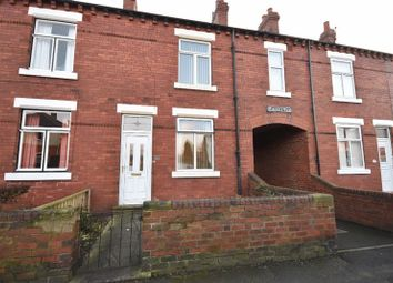 Thumbnail 3 bed terraced house for sale in Newton Avenue, Wakefield