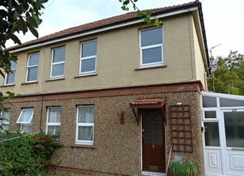 Thumbnail 2 bed flat for sale in Thiery Road, Brislington, Bristol