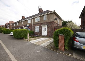 Thumbnail 3 bed end terrace house for sale in 254, Sandringham Road, Doncaster, South Yorkshire