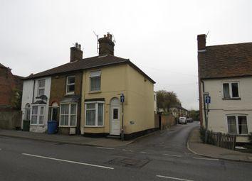 Thumbnail 2 bed end terrace house for sale in Ospringe Street, Faversham