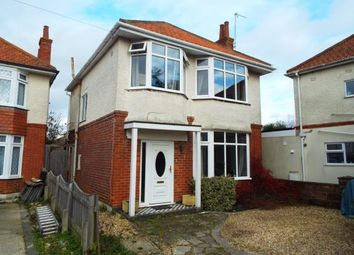 Thumbnail 3 bed detached house for sale in Hill View, Bournemouth, Dorset