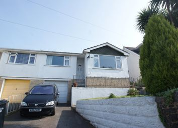 Thumbnail 3 bed semi-detached bungalow for sale in Waterleat Road, Paignton