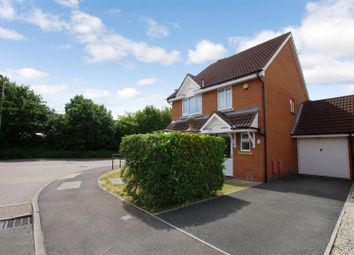 Thumbnail 4 bedroom detached house for sale in Shipley Drive, Abbey Meads, Swindon