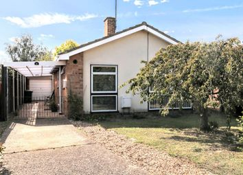 Thumbnail 2 bed detached bungalow for sale in Leaders Way, Newmarket