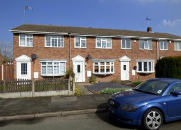 Thumbnail 3 bed town house for sale in Scotswood Road, Mansfield Woodhouse, Mansfield