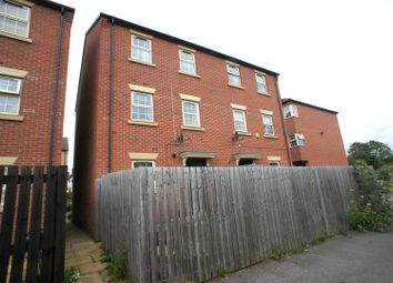 Thumbnail 2 bed town house to rent in Towpath Court, Spondon, Derby
