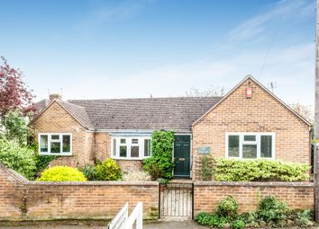 Thumbnail 2 bed detached bungalow for sale in Tree Lane, Iffley, Oxford