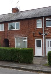 Thumbnail 3 bed town house for sale in Marina Avenue, Chilwell Nottingham