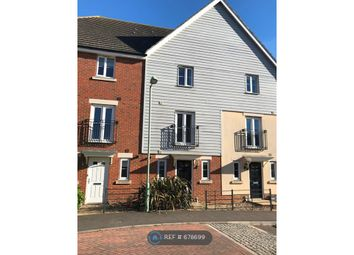 Thumbnail 3 bed terraced house to rent in Skylark Way, Stowmarket