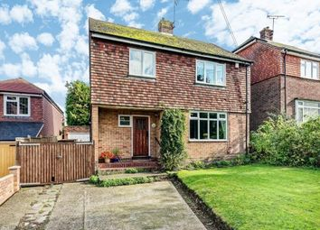Thumbnail 3 bed detached house for sale in New Dover Road, Canterbury, Kent, United Kingdom