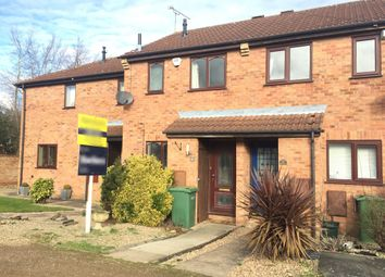 Thumbnail 2 bed town house for sale in Roman Hill, Wigston, Leicester